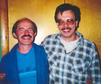 Dave Vogt and Mark Gillette