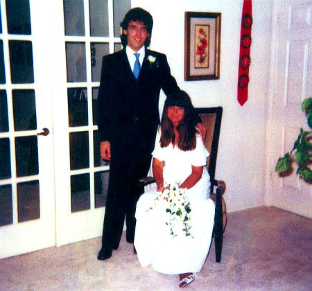 Tom and Niki were married on November 15 1985 in Lubbock Texas
