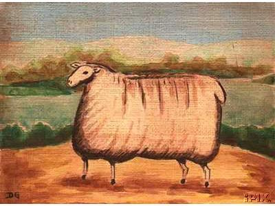 1 Nice Sheepperson