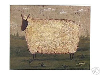 Clun Forest Sheep1