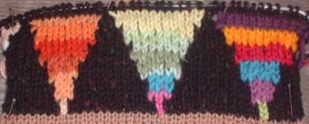 Kaffe9 Cones Knit