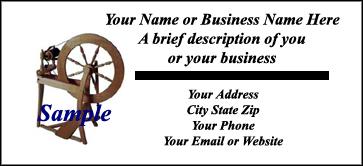Niki Sample Business Card