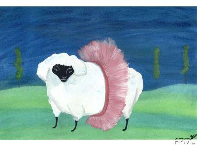 Pasture Ballerina