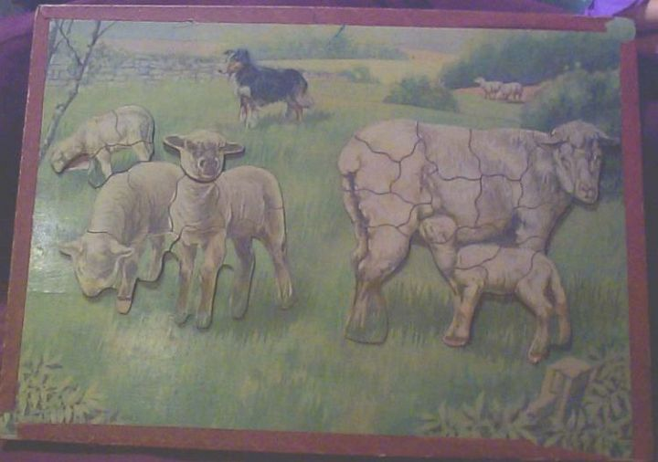 Sheep Puzzle