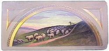 Shepherd Going Home