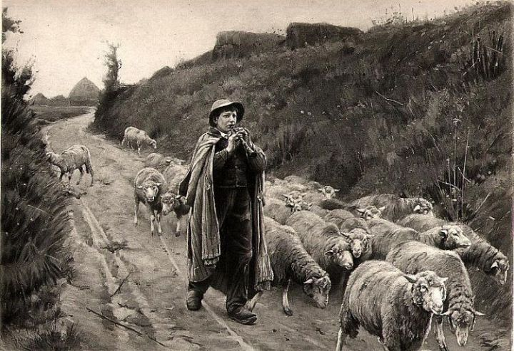 Image result for shepherds playing pipes
