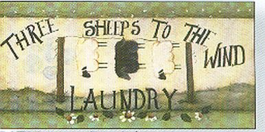 Three Sheep to the Wind Laundry
