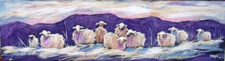 Winter Sheep2