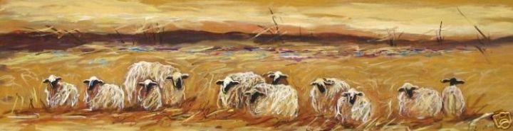 Yellow Dream Sheep