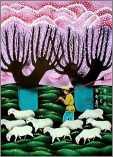 Chinese Peasant Sheep