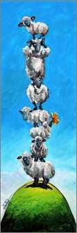 Tower of Baahbel Original Togel Sheep